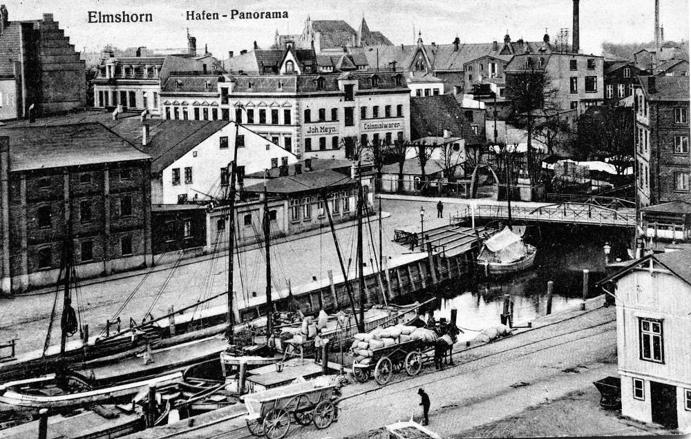 Elmshorner Hafen
